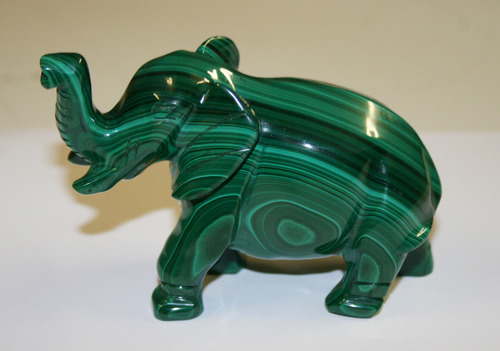 """Malachite's name comes from the Greek word malakos, which means """"soft."""" -- Malachite Meaning and Uses"""