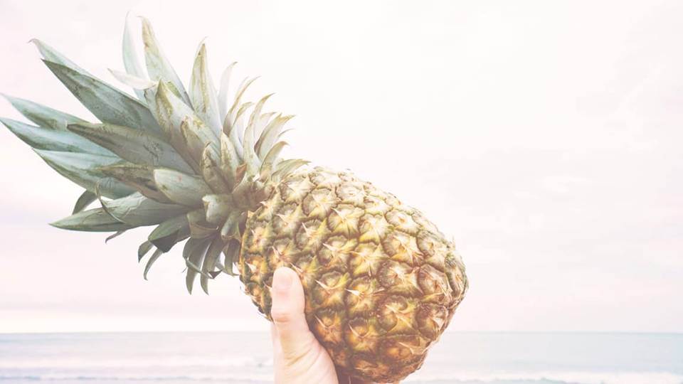 Pineapples can also increase confidence and the chance of success, and make it easier to achieve a goal and strengthen self-assuredness.  Its energy can strengthen will-power and self-esteem. It also has youthfulness, immortality and regeneration among its magical properties, and pineapple juice can cool lustful thoughts. -- Pineapple Magical Properties and Uses