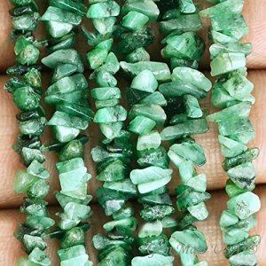 Emerald Gemstone Bead Chips from Gem Mart USA