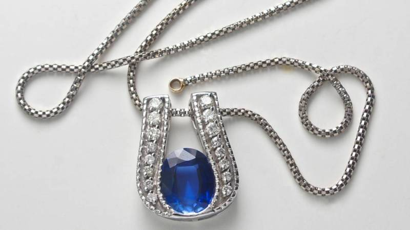 Sapphires can be used for protection, especially protection against dark magic and ill-intent. -- The Magic of Sapphire
