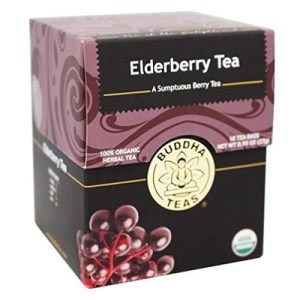 Elderberry Tea is an excellent boost to the immune system. This blend comes with a pleasant earthy yet full of berry flavor. -- Elderberry Tea