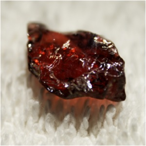 Garnet is a stabilizing gem that carries within it energies that can revitalize the body and boost regeneration. -- Garnet Meaning and Uses