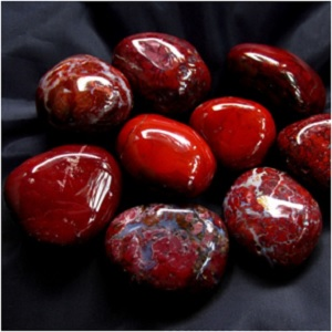 The Nurturer's Stone: Red Jasper Meaning and Uses -- Crystal Meanings
