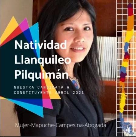 Natividad Llanquileo Pilquimán AWWW