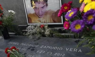 Inauguran 32 placas de victimas asesinadas en el Memorial por la Diversidad Daniel Zamudio Vera