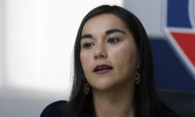 presidenta del Colegio Médico, Izkia Siches gyy-1024x682