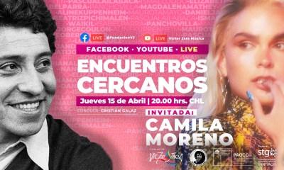 Camila Moreno en Encuentros Cercanos 2c2a3918e524