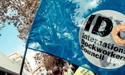International Dockworkers Council 1d350924