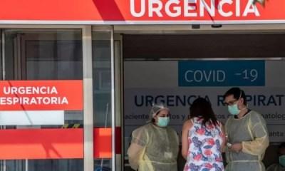 record contagios covid chile coronavirus AJHA