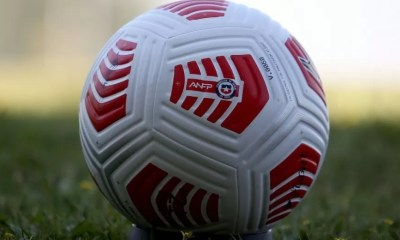 Balón La Roja fbdcfe2011