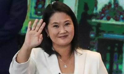 Keiko Fujimori corrupta hija de genocida AHHA8182