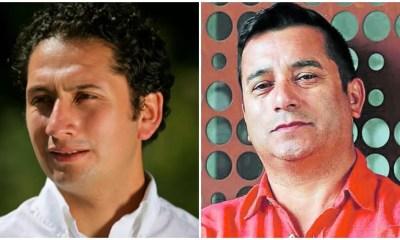 Diego Ancalao y Cristian Cuevas AASDD96