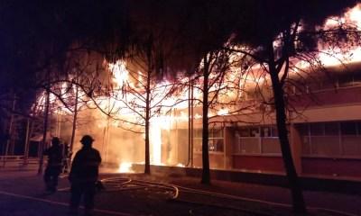 Incendio en campus San Joaquin 99822