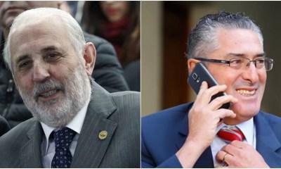 Jorge Abbott y Jorge Pizarro POIM