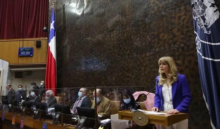 Ximena Rincón presidenta del senado 2508204