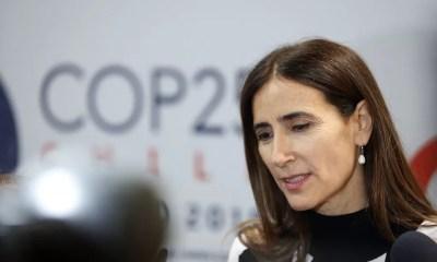 Inauguración COP25 Chile