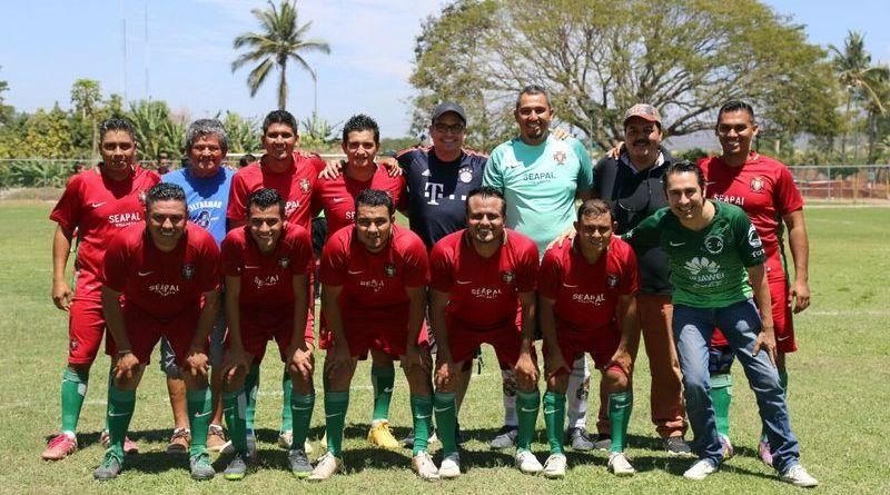Arranca la quinta edición de la Copa Seapal Interdependencias