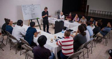 Nicolás Echevarría imparte taller de cine documental