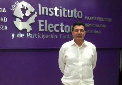 Luis Alberto Alcaraz López, primer aspirante independiente en registrarse