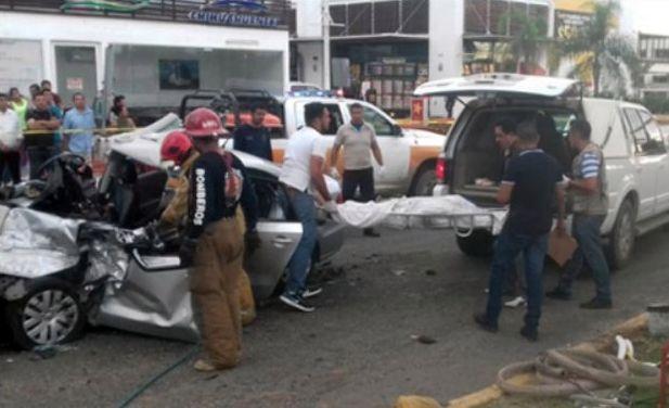 Se Mató Jovencita de Las Palmas en Accidente
