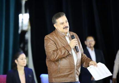 Lomelí anuncia su regreso como Súperdelegado