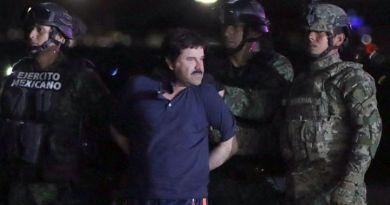 El fin de una era: Sentencian al Chapo Guzmán a cadena perpetua