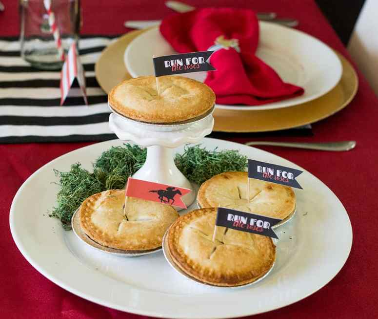 Kentucky Derby Party Pies