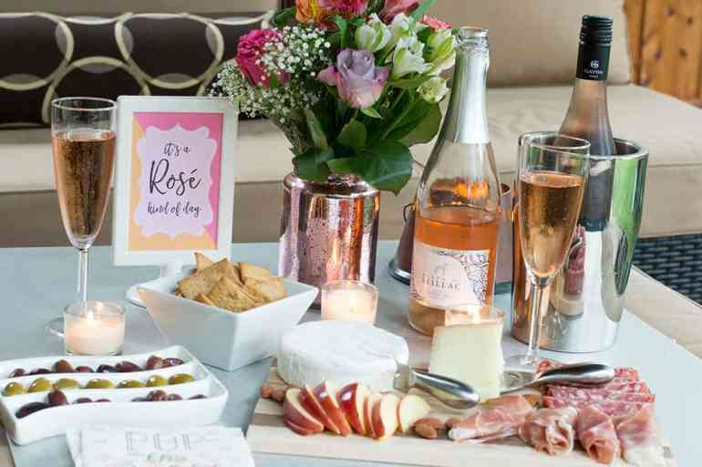 It's a Rosé Kind of Day