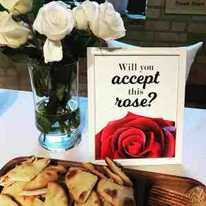 The Bachelorette Party Sign