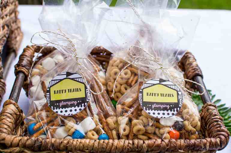 Little Bags to create a trail mix blend