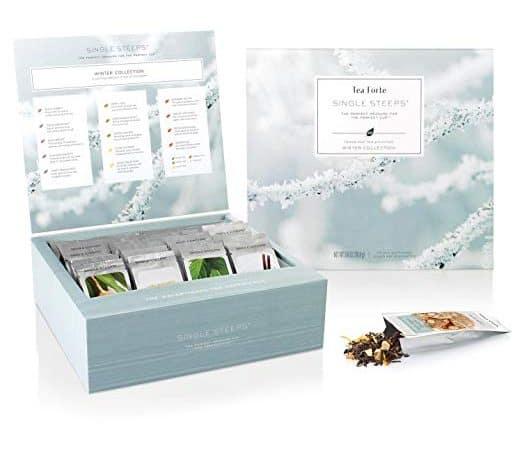 Tea Forté Loose Leaf TEA CHEST Assortments (Winter Collection)