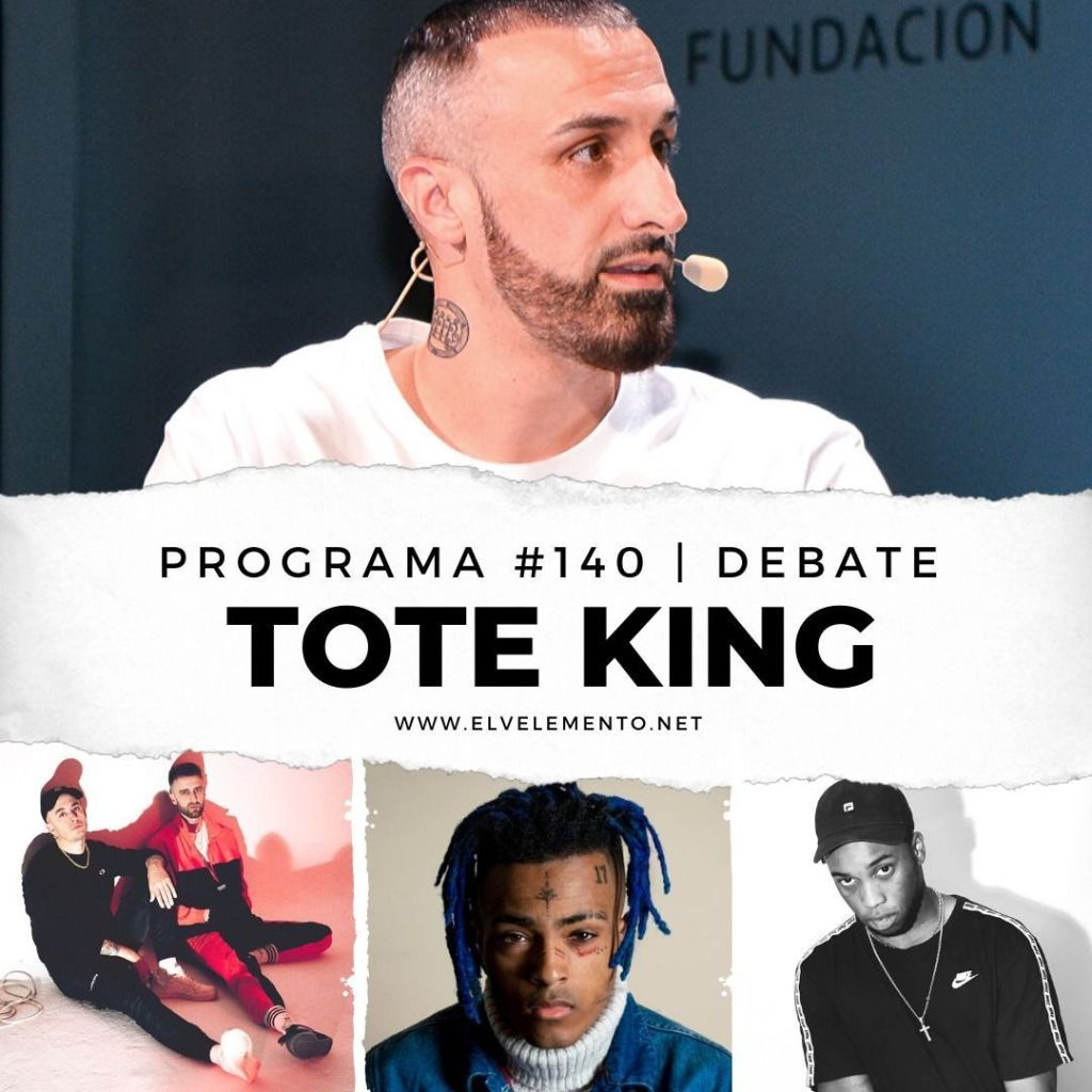 Debate Tote King El V Elemento Podcast