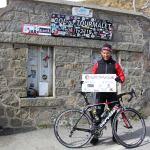 Ciclismo solidario: el reto por Lucía