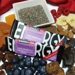 Barritas energéticas: los sabores de Energy Fig