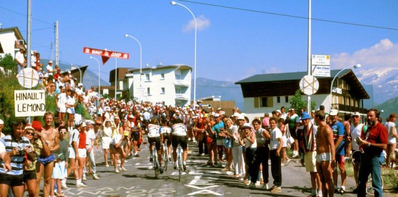 Alpe d´Huez vuelve a ser cima en el Tour de Francia