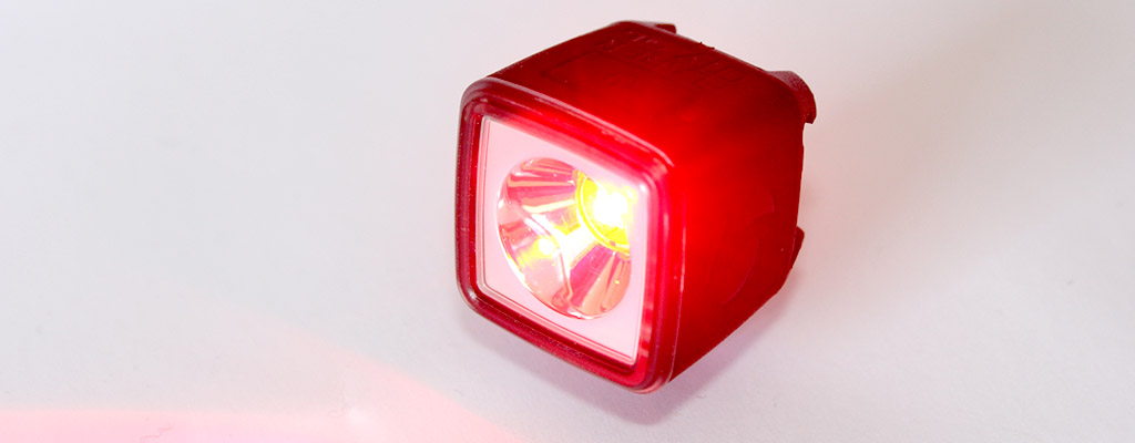 Bontrager ion 100R, luz trasera para bicicletas, luz de bici trek