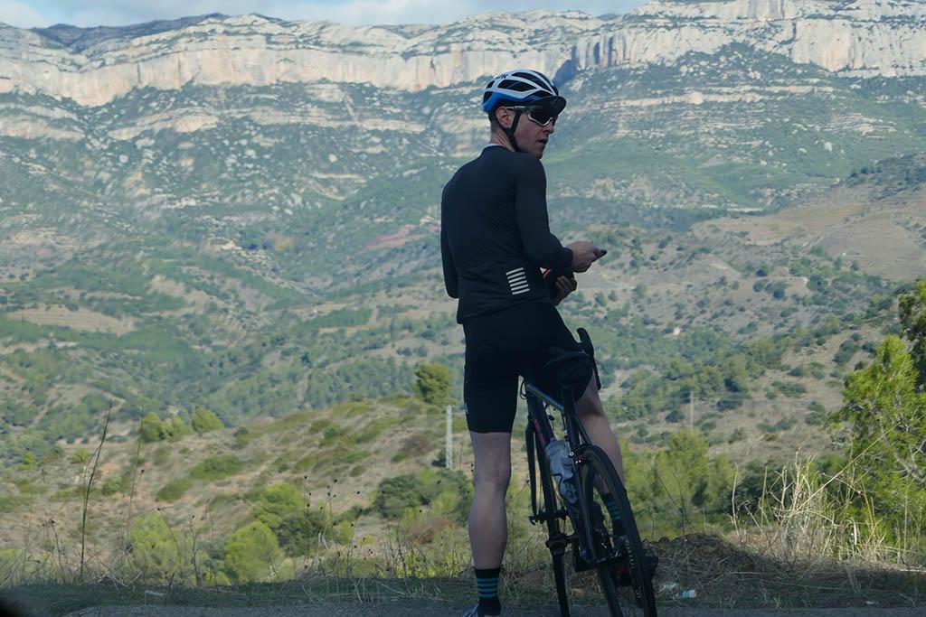 Cycling costa daurada cambrils priorat bicicletas