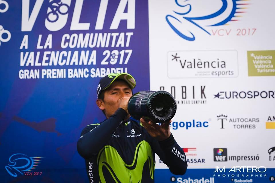 Volta a la Comunitat Valenciana JoanSeguidor