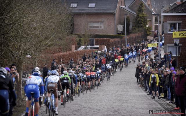 Het Nieuwsblad Cycling Race JoanSeguidor