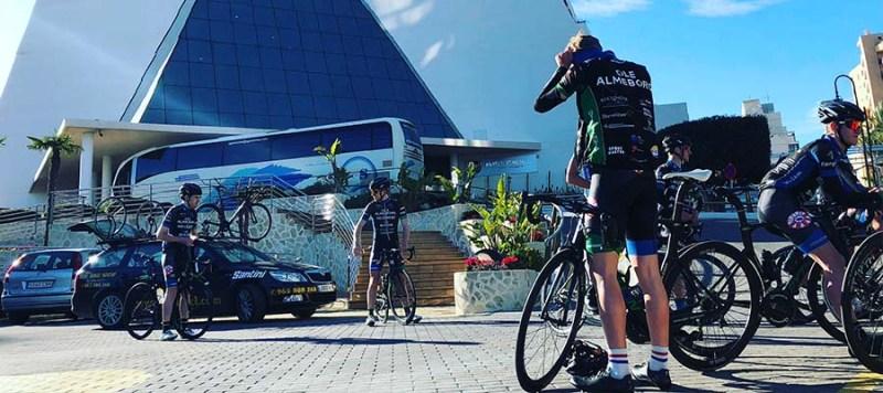 Hotel RH Ifach ciclismo