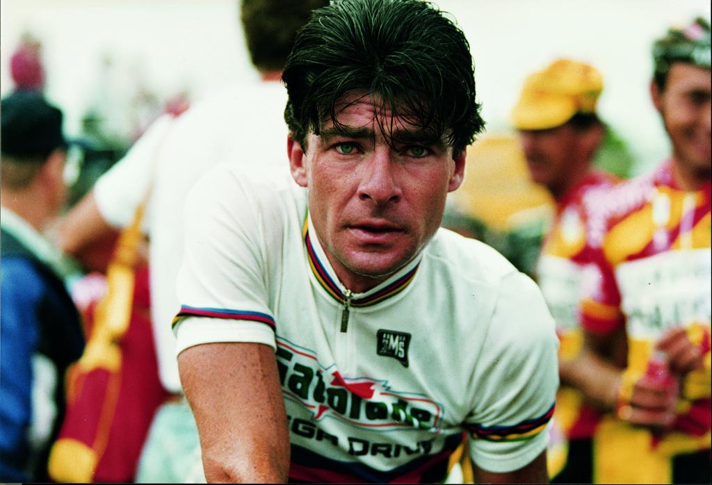 Elegancia ciclista - Gianni Bugno JoanSeguidor