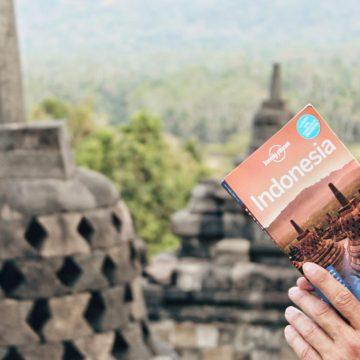 Ruta de viaje a Indonesia