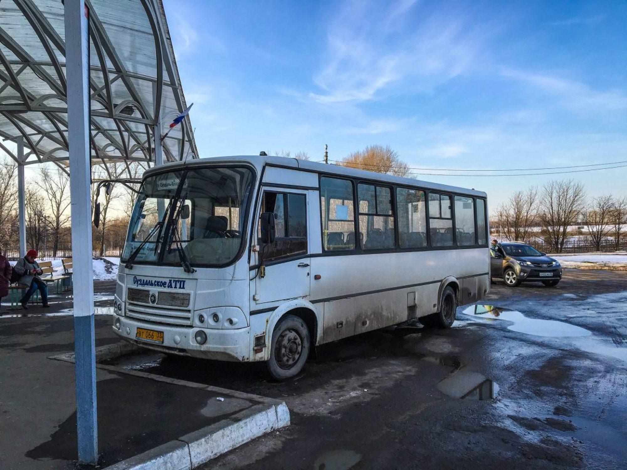 Excursión a Suzdal 1-4