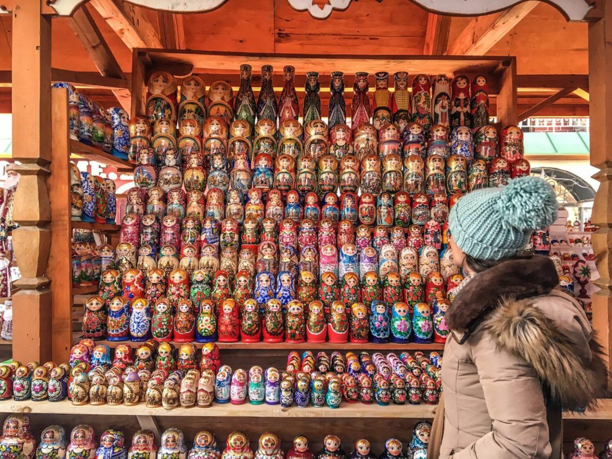 Mercado Izmailovo