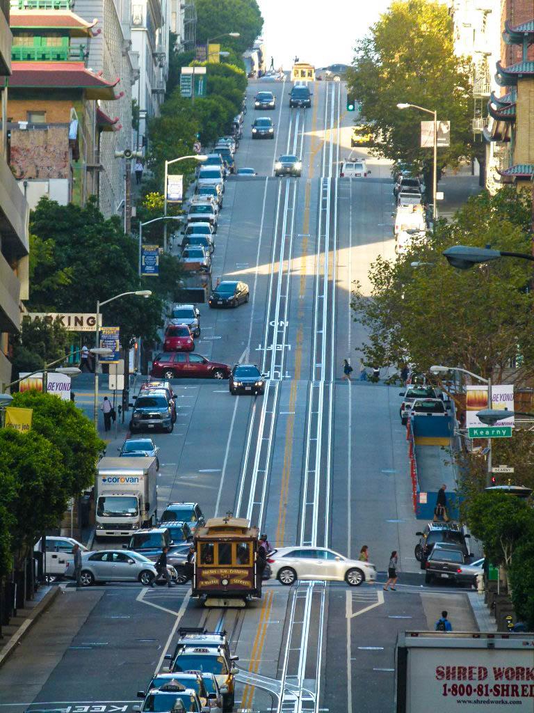 TRanvías en San Francisco-3
