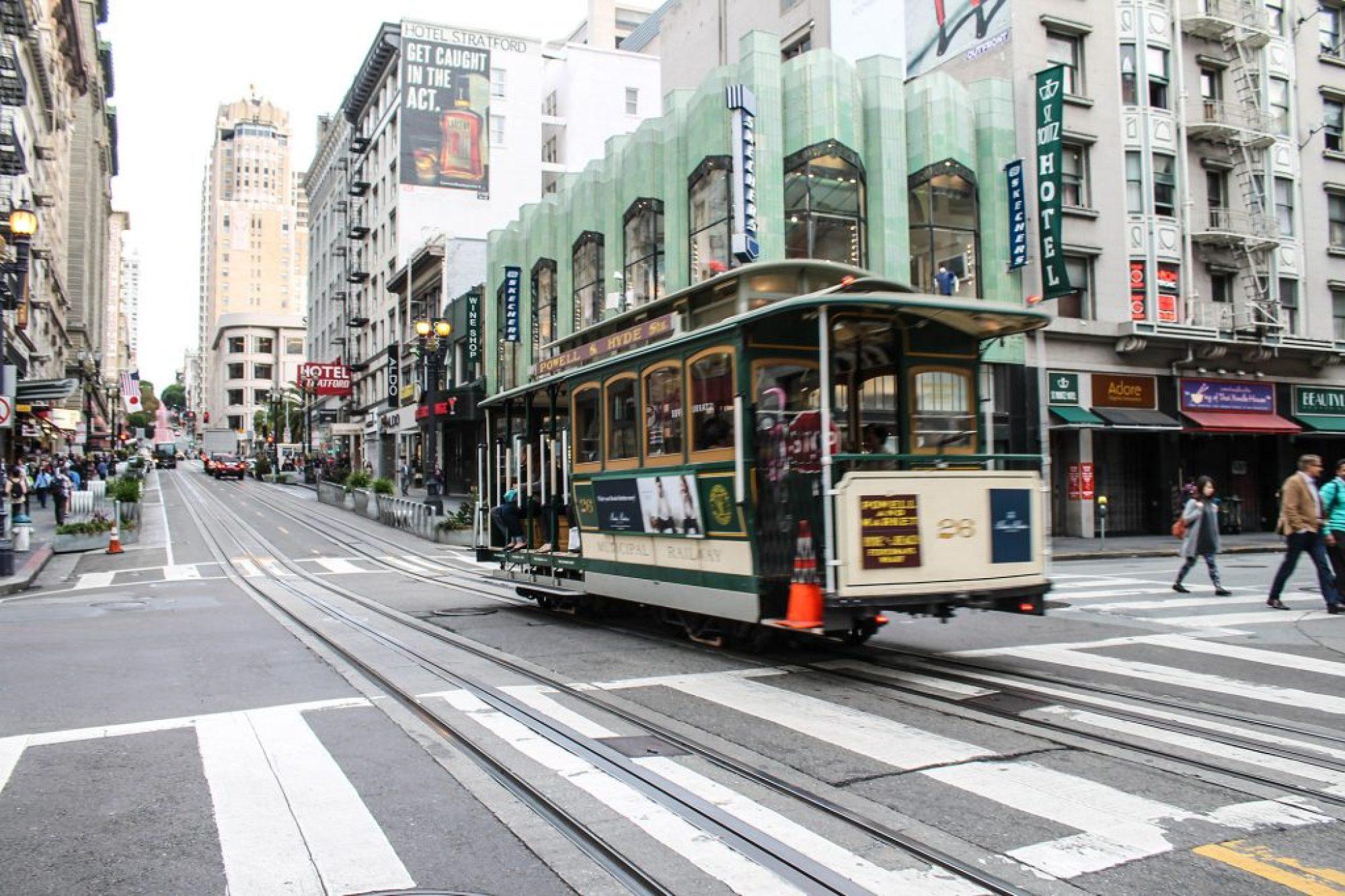 Tranvías de San Francisco-2