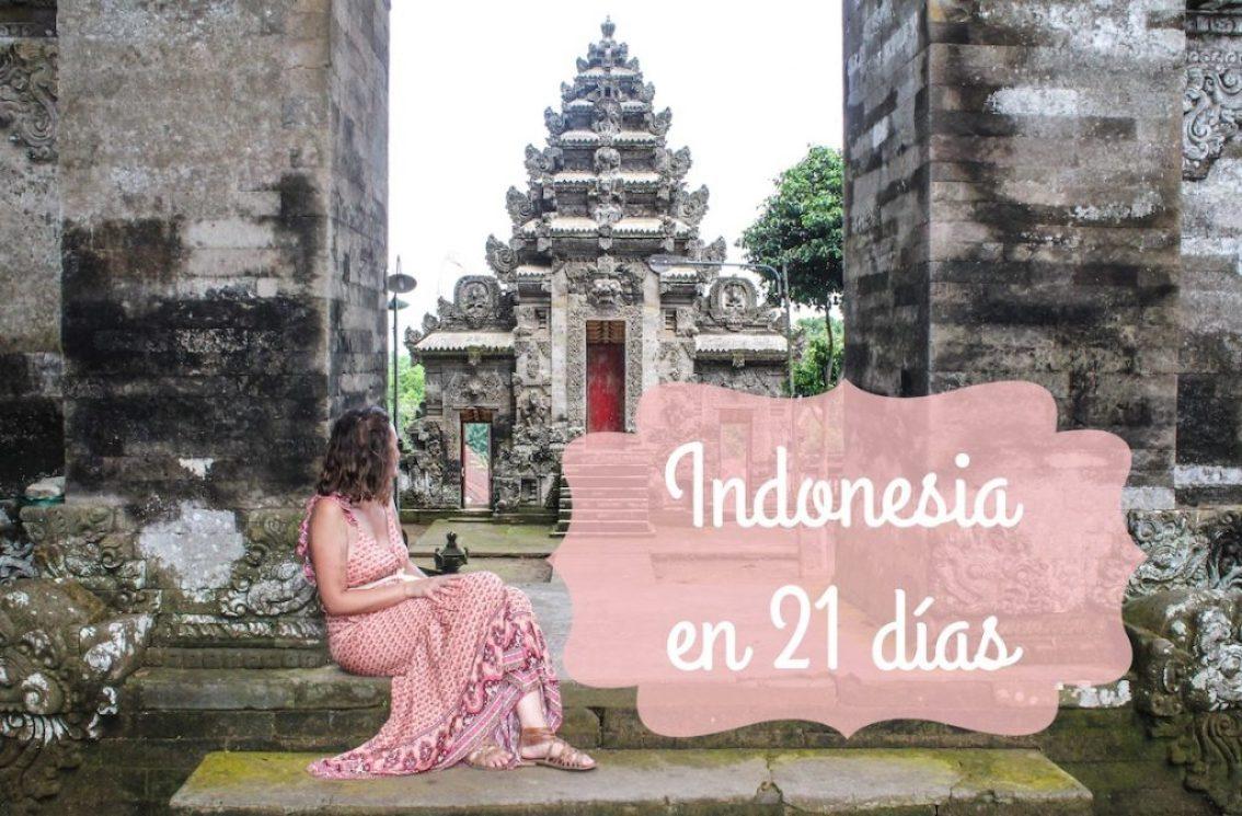 Indonesia en 21 días