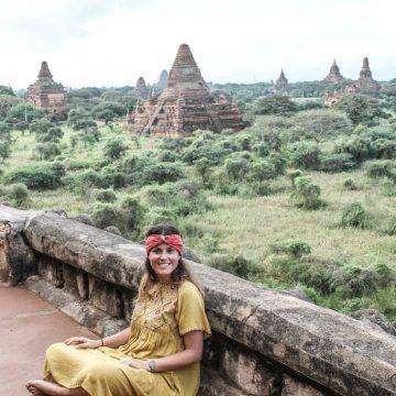 Ruta de 18 días en Myanmar