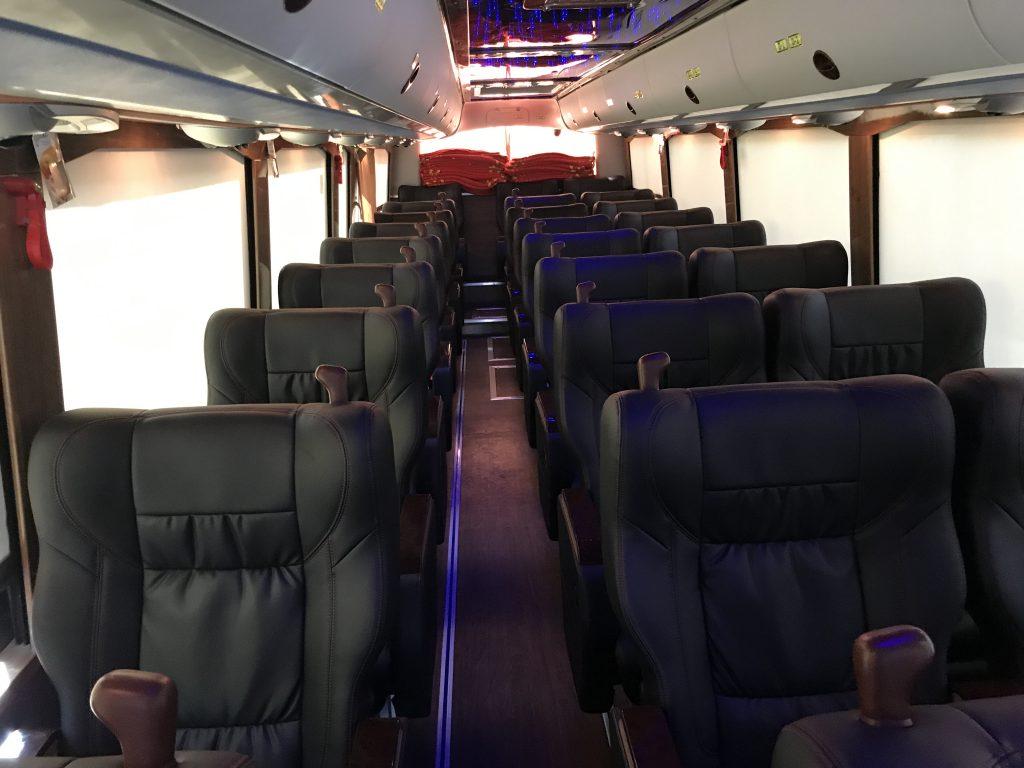 Bus en Myanmar