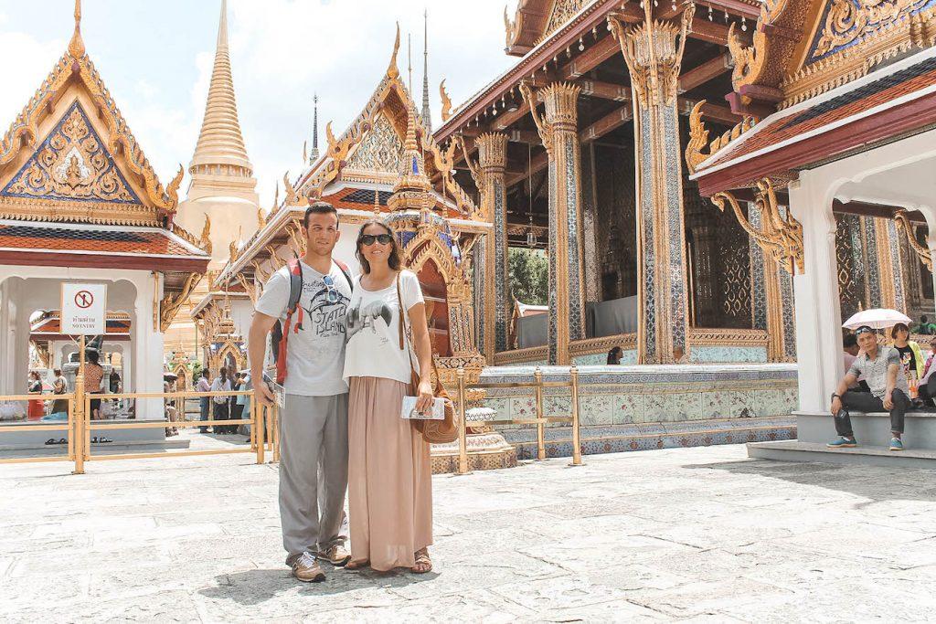Preparativos de viaje a Tailandia